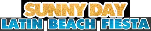 Sunny Day Latin Beach Fiesta Logo